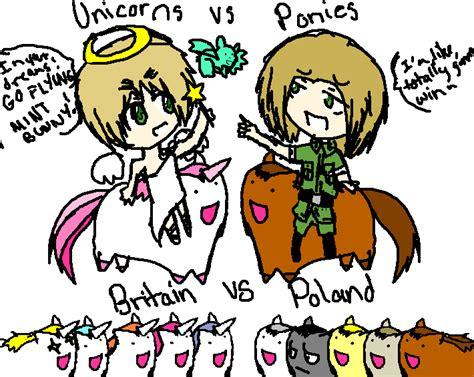 vs unicorns ponies deviantart stats downloads