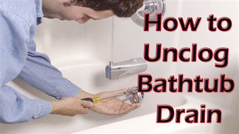 clogged bathroom sink remedy bathtub clogged drain home remedy 28 images home