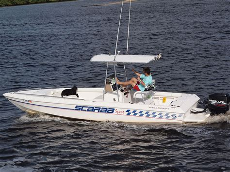 Used Scarab Sport Boats For Sale by Scarab Boat