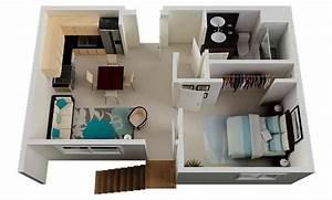 Apartamentos De Un Dormitorio  39  En 2019
