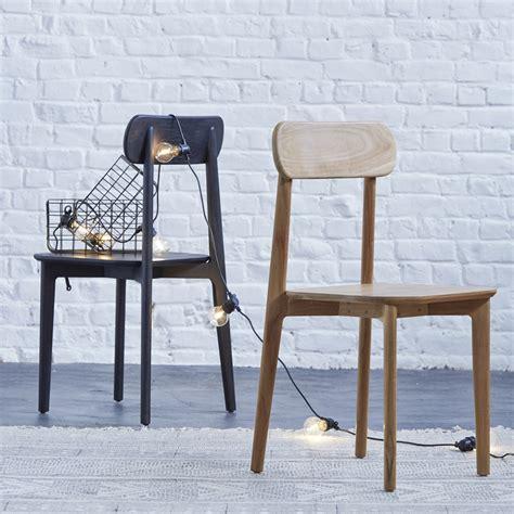 chaises en teck chaise en teck jonak vente de chaises salle a manger sur