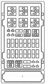 Altanator Relay Ford E 150 Fuse Diagram