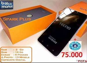 Tecno Spark  U0026 Spark Plus Land In Kenya