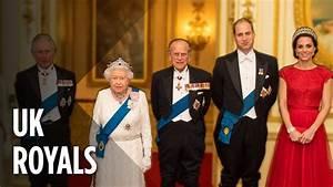 The British Roy... Royalty