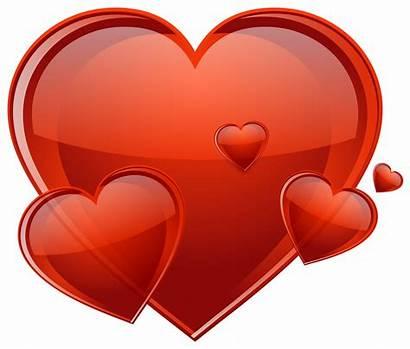 Hearts Transparent Clip Clipart Yopriceville Border Coeurs