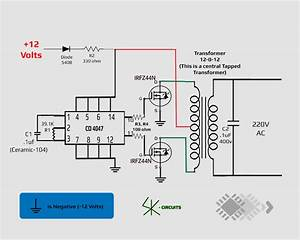 How To Make An Inverter By Yourself