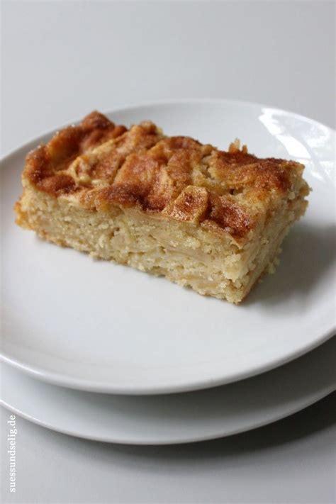 Kuchen Nach schwedischer apfelkuchen nach omas rezept saftiger geht