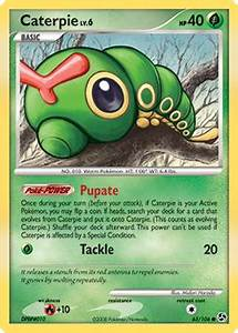 Caterpie | XY—Flashfire | TCG Card Database | Pokemon.com
