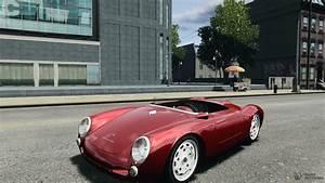 Porsche Spyder 550 : porsche 550 spyder a 1956 v 1 0 for gta 4 ~ Medecine-chirurgie-esthetiques.com Avis de Voitures
