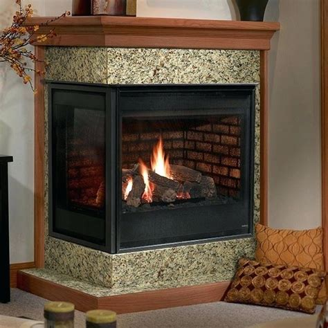 gas fireplace ideas fresh living room the most direct vent corner gas