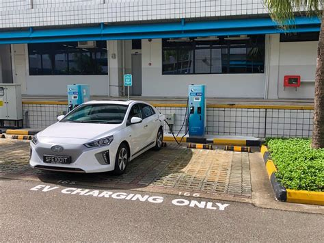 Singaporean Ev Drivers Can Now Charge Their Cars In 30-minutes