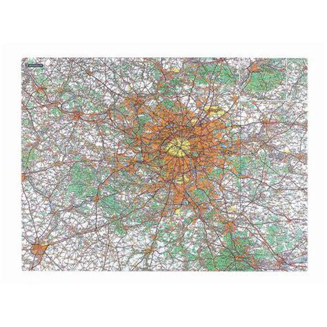 Region Parisienne by Carte R 233 Gion Parisienne Manutan Fr