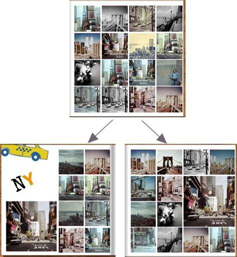 ideen für fotokalender selbst gestalten grundlayout f 252 r ein fotobuch gestalten fotobuch