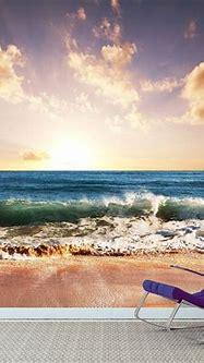 3D Sunset Beach Surf 691 (With images) | Beach sunset ...