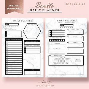 Daily Planner Bundle