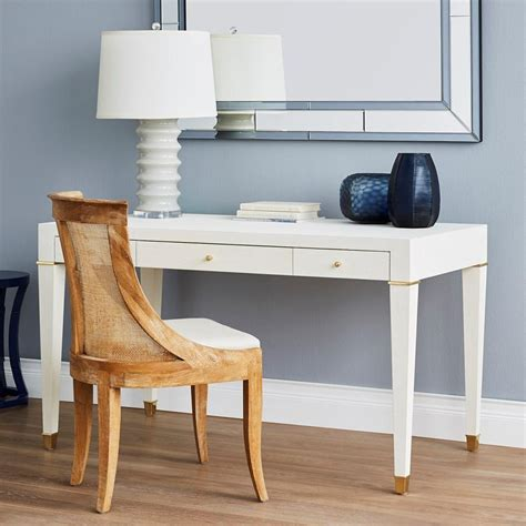 bungalow  claudette desk white