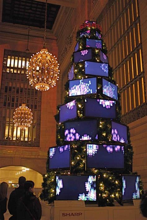 worlds  unusual christmas trees gawe omah design