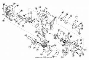 Stihl Br 600 Backpack Blower Parts List  45008673377