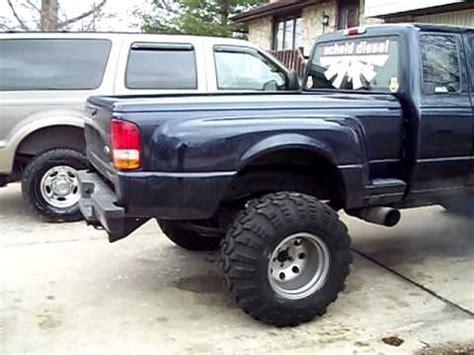 4bt cummins ranger cummins 4bt powered ford ranger youtube