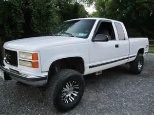 1998 GMC Sierra 1500 4x4 Lifted