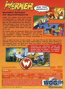 Werner Alle Filme : werner 2 das muss kesseln dvd filme world of games ~ Kayakingforconservation.com Haus und Dekorationen