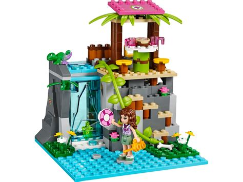 lego chambre de jungle falls rescue 41033 brick browse shop