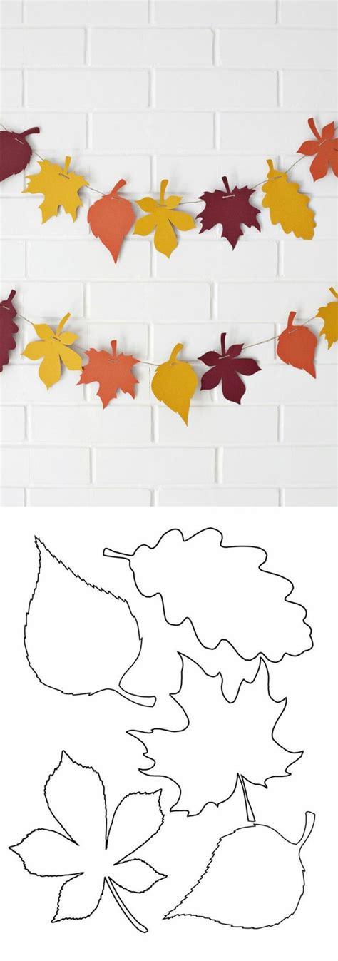 Girlande Fenster by Die Besten 25 Fensterdeko Herbst Ideen Auf