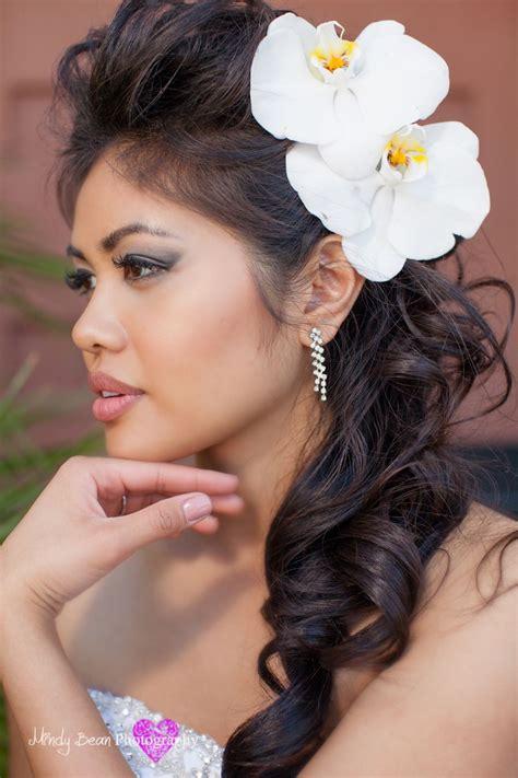 las vegas wedding hair  makeup  amelia