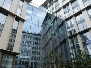 Insulating glass facade - Office Building in Paris ...
