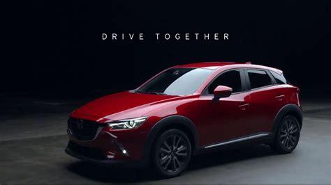 mazda cx   drive  anuncio publicidad