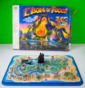 mb giochi da tavolo l isola di fuoco gioco da tavolo mb giochi