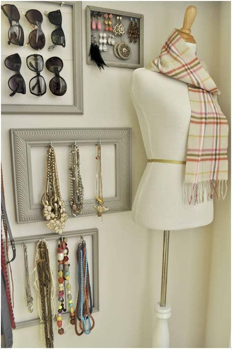 top bedroom closet organization hacks  ideas