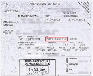 Code Moteur Carte Grise : tvv carte grise blog sur les voitures ~ Maxctalentgroup.com Avis de Voitures