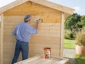Holzfenster Streichen Mit Lasur : wie streicht man ein gartenhaus im au enbereich richtig ~ Lizthompson.info Haus und Dekorationen