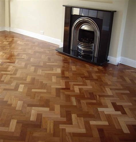 Parquet Floor Private House in Kent   The Flooring Co