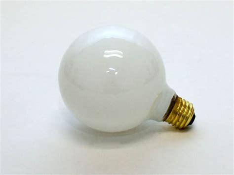 Bulbrite 100 Watt 125 Volt G30 White Globe Bulb