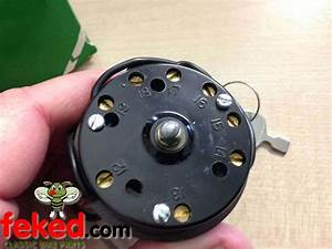 Electrical    Switches    Ignition Switch    Prs8 Ignition