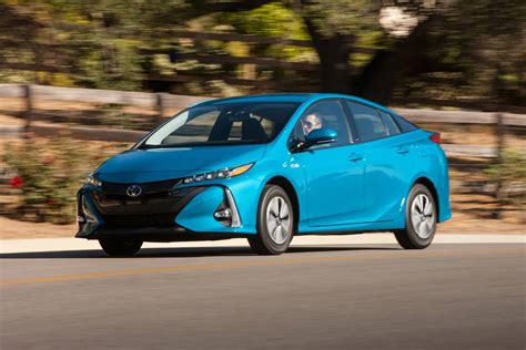 2017 Toyota Prius Prime Reviews And Rating