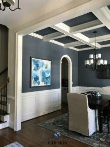 dining room wainscoting sherwin williams wall street