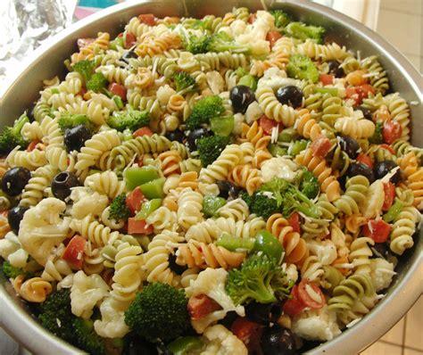 pasta salad dishes fat free vegan pasta salad recipe