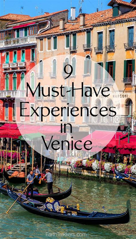 Best Places To Visit In Venice 9 Must Experiences In Venice Italy Places To Go