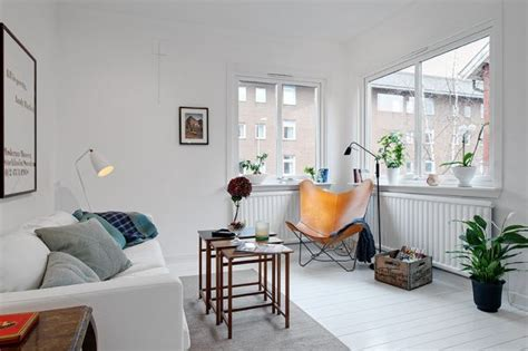 Tiny Apartments : Tiny Apartment With An Airy And Stylish Interior