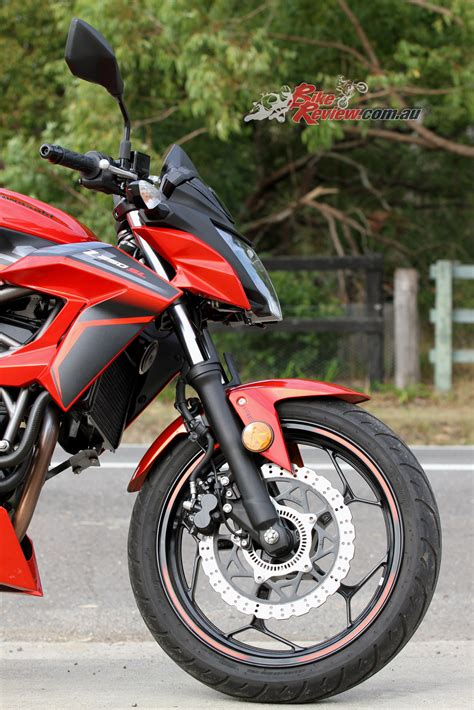 Review Kawasaki Z250sl by Review 2016 Kawasaki Z250sl Bike Review