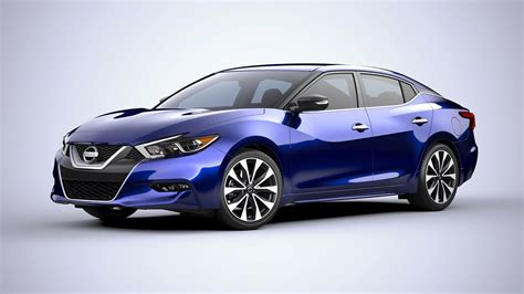 2016 Nissan Maxima Preview