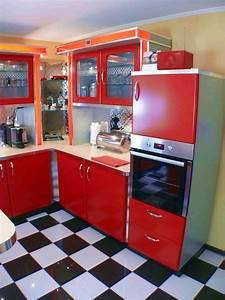 Amerikanische Küche Einrichtung : amerikanische k chen retro k che nostalgie k chenm bel ~ Sanjose-hotels-ca.com Haus und Dekorationen