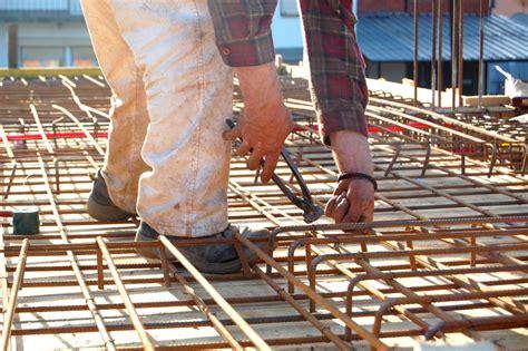 aufbau einer betondecke  verschiedene systeme