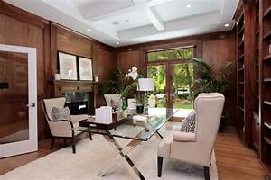 65  Home Offices With An Area Rug  Photos