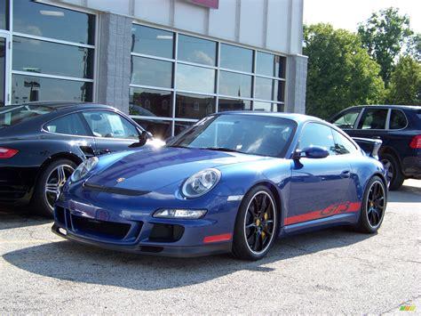 porsche blue gt3 2007 cobalt blue metallic porsche 911 gt3 222665