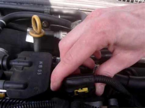 declipsage prise capteur turbo unclip sensor cablesocket