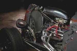 Authentic 1938 Ford Custom Rat Rod Build